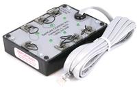 Verdeelkast voor  6 sensor aansluitingen
