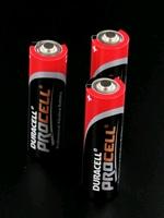AA batterij voor de 6 en 12 poort centrales