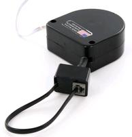 Elektronische oprol beveiliging met lasso