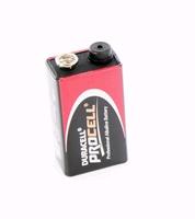 Back-up batterij voor de alarm centrales