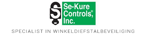 Se-kure Controls stickers voor de barrelsensor